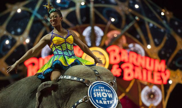 'Greatest Show On Earth' circus to close
