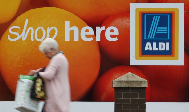 Aldi becomes UK's fifth-largest retailer