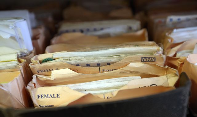NHS loses 500,000 pieces of medical documents, putting patients at risk