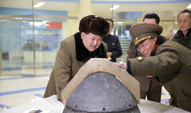 North Korea developing nuclear capabilities at 'unprecedented' pace - South