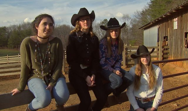 Cowboy Church of Jerusalem rides to DC for Trump's inauguration