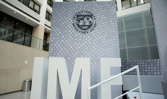 IMF upgrades UK after better-than-expected growth following Brexit vote