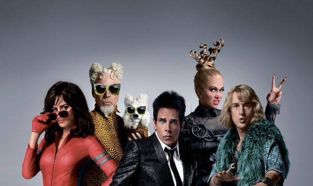 Razzies 2016: Zoolander 2 tops year's worst movies