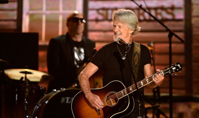 Glastonbury 2017: Country legend Kris Kristofferson to perform