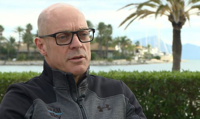 Team Sky boss Sir Dave Brailsford criticises UK Anti-Doping's David Kenworthy