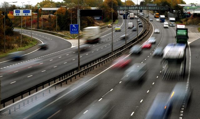Tougher fines to hit serious speeding offenders 'in the pocket'