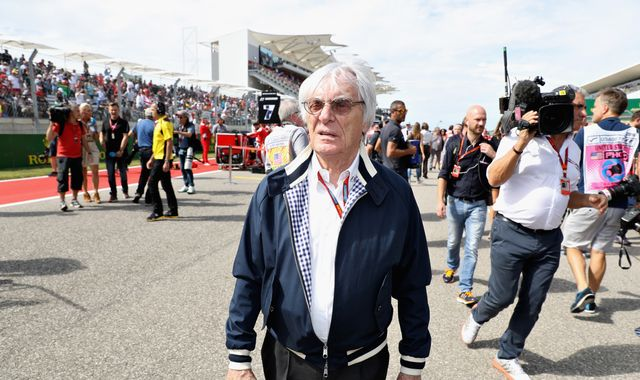 Bernie Ecclestone no longer in charge of F1