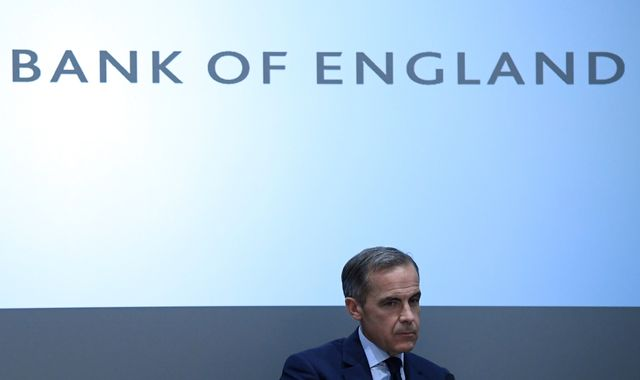 Carney: Consumer-led UK growth following Brexit vote could fizzle out