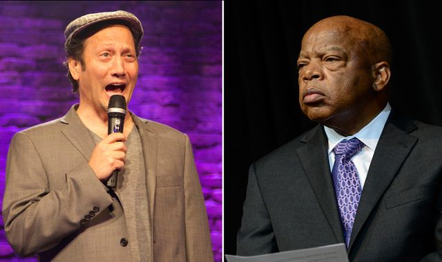 Actor criticised for 'whitesplaining' Martin Luther king to civil rights leader