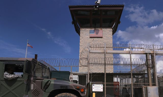 Guantanamo Bay inmates moved to Oman as Obama departs