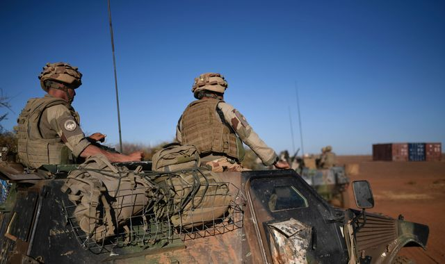 More than 50 killed in suicide bombing at Mali military base