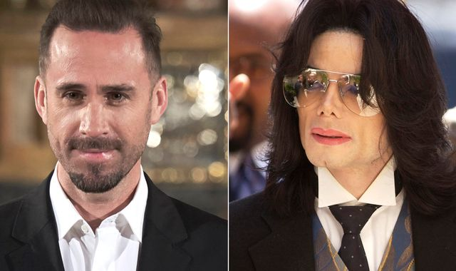 Sky Arts pulls episode with Joseph Fiennes as Michael Jackson