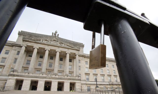 Time running out for Northern Ireland's devolved government