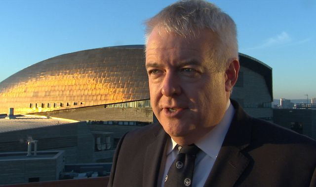 Carwyn Jones: Theresa May 'has no interest in Wales'