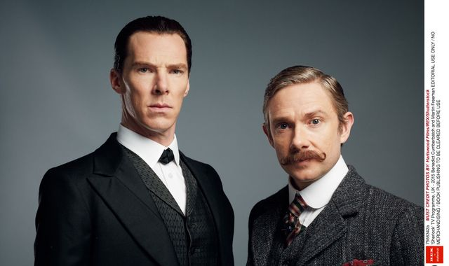 Sherlock leak: BBC investigates if Russians put finale on internet