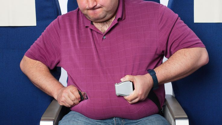 Some passengers believe everyone's weight should be included in their luggage allowance