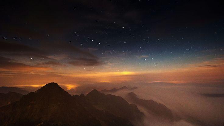 Slovakia's High Tatras mountains