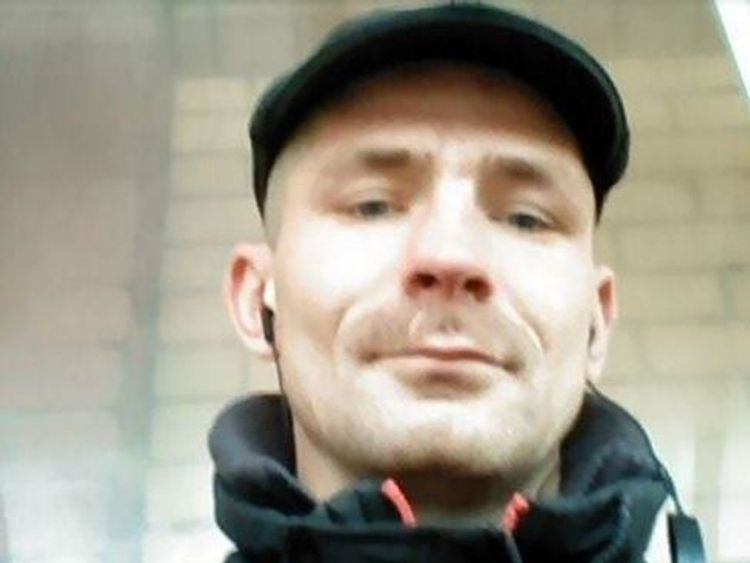 Lukasz Robert Pawlowski was appearing on court for sentencing. Pic: Facebook