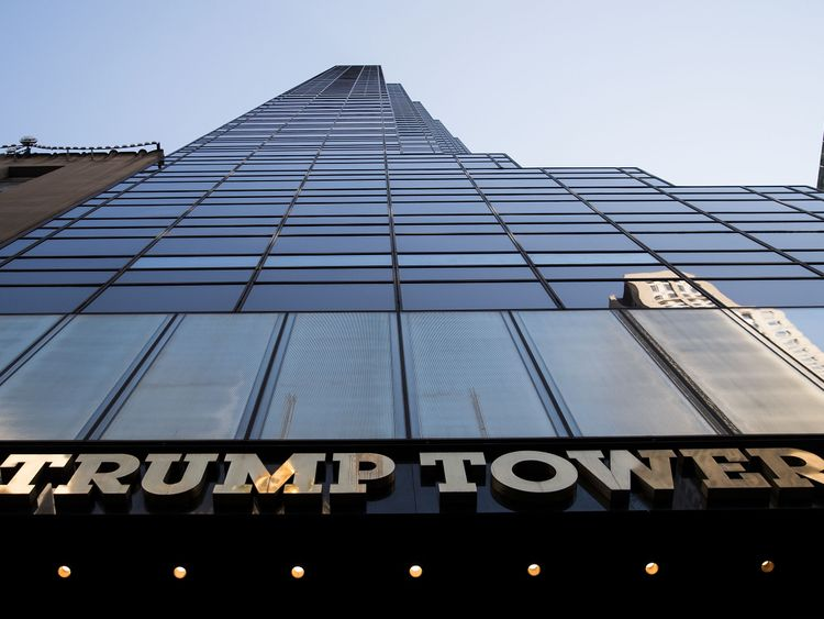 Trump Tower, New York City