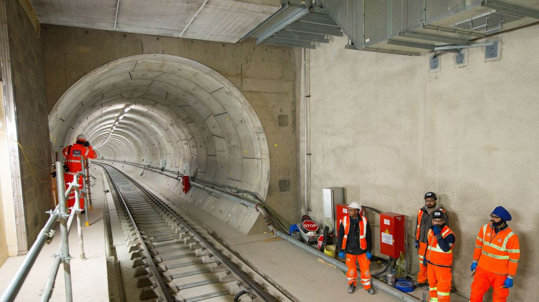 Green light for Crossrail 2 angers northern mayors