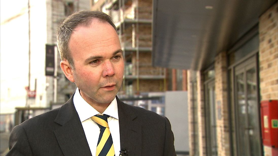 Former MP Gavin Barwell appointed as new Downing St chief of staff