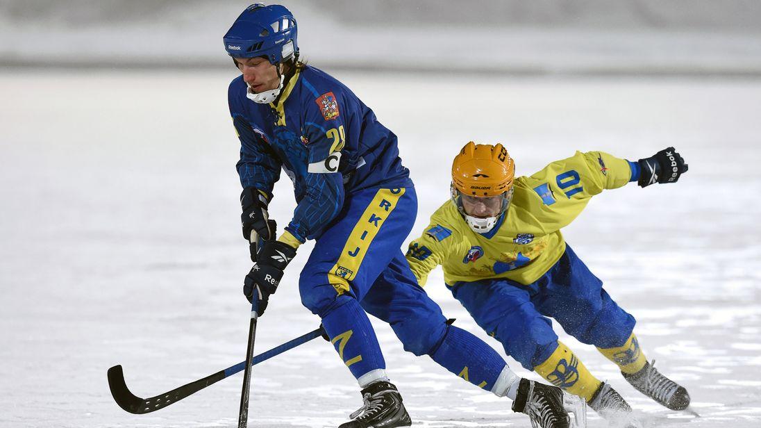 Zorky Krasnogorsk vs Volga Ulyanovsk in January 2016