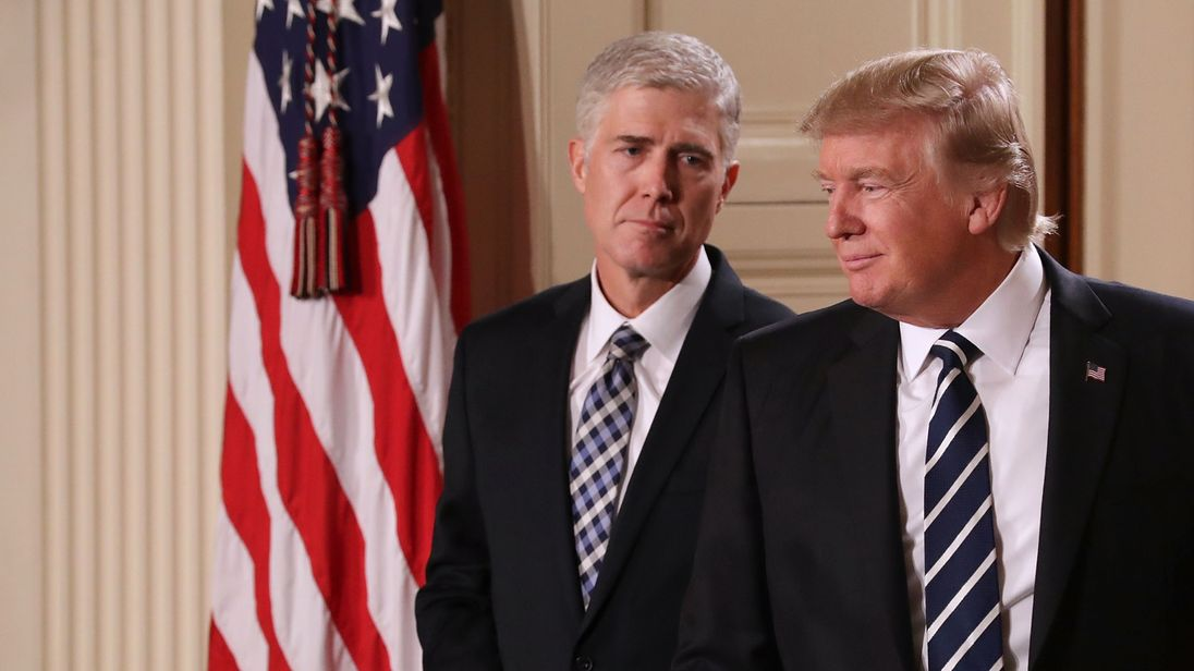 Senate vote on Gorsuch expected midday Friday