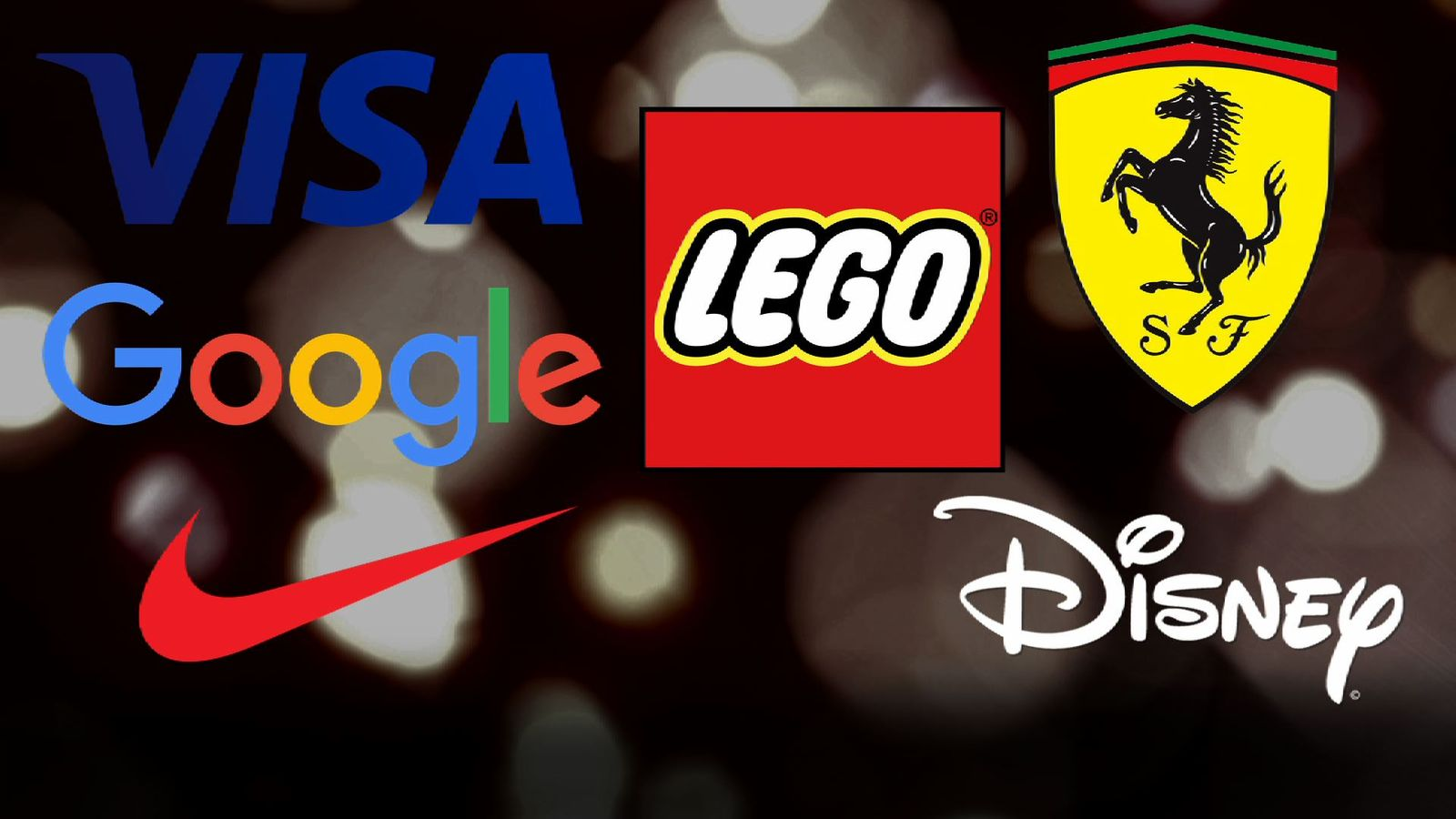 Lego is the world's most powerful brand