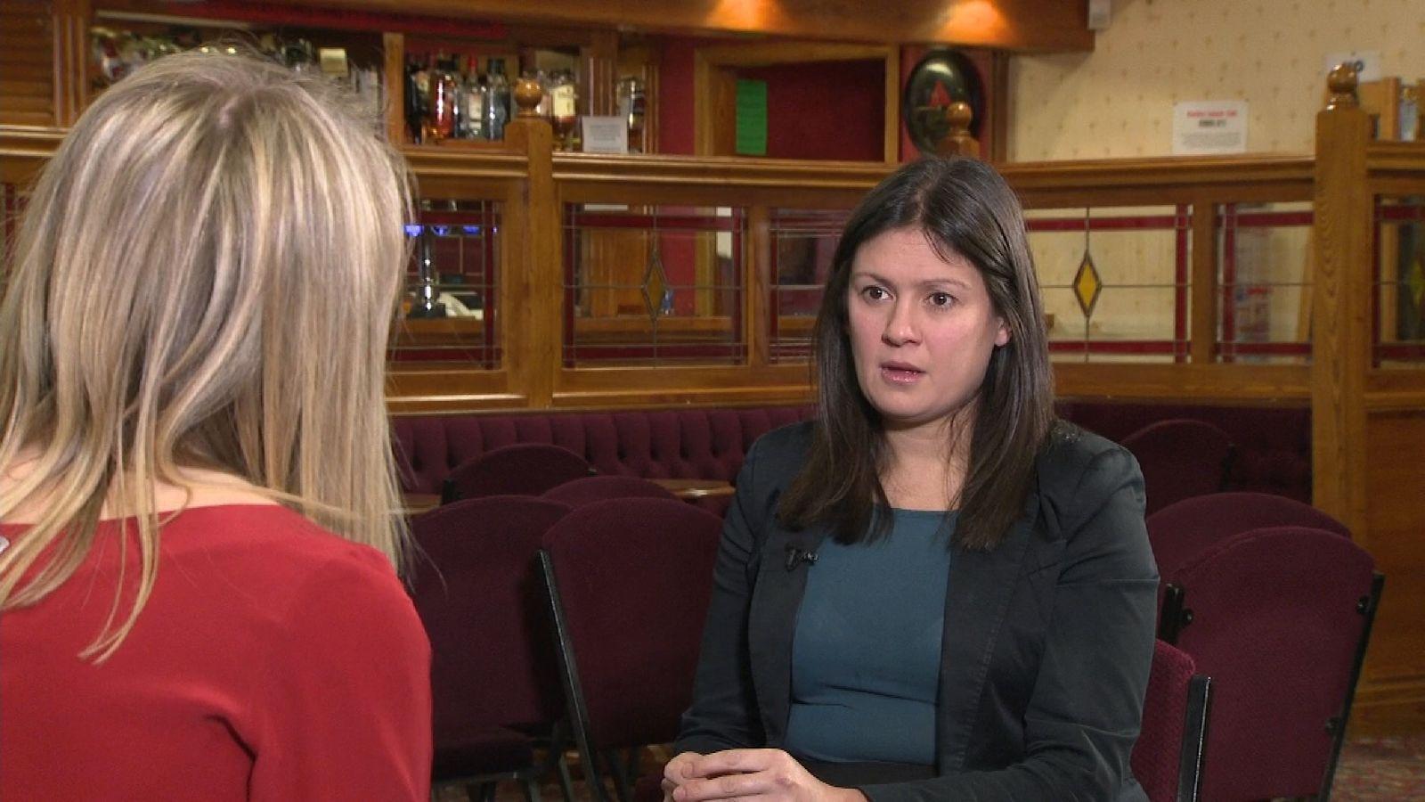 Labour MP Lisa Nandy