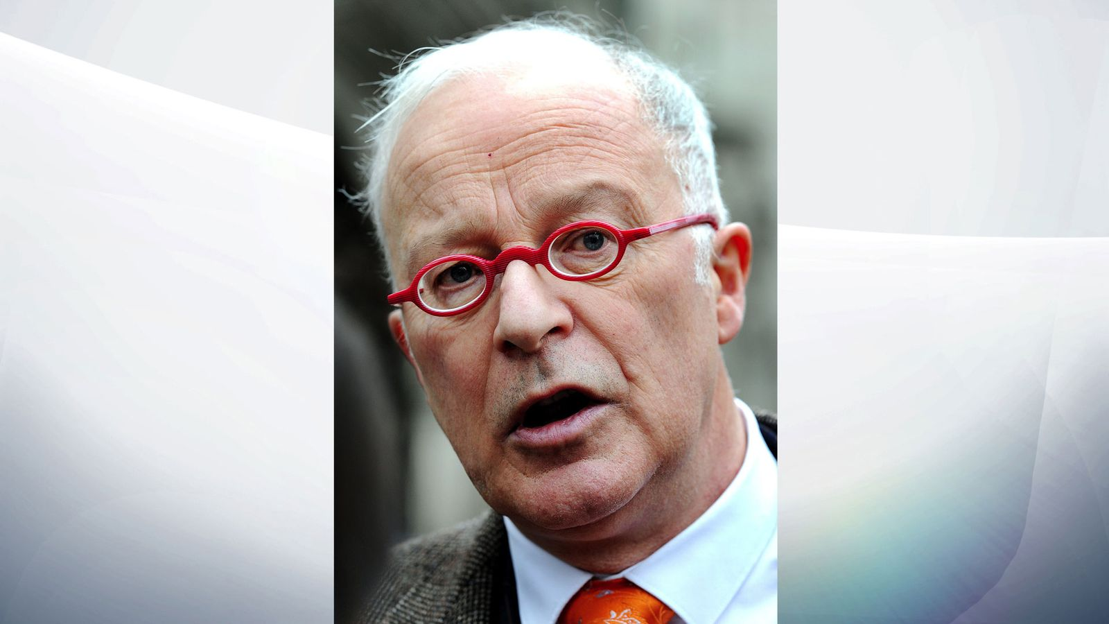 Human rights lawyer Phil Shiner