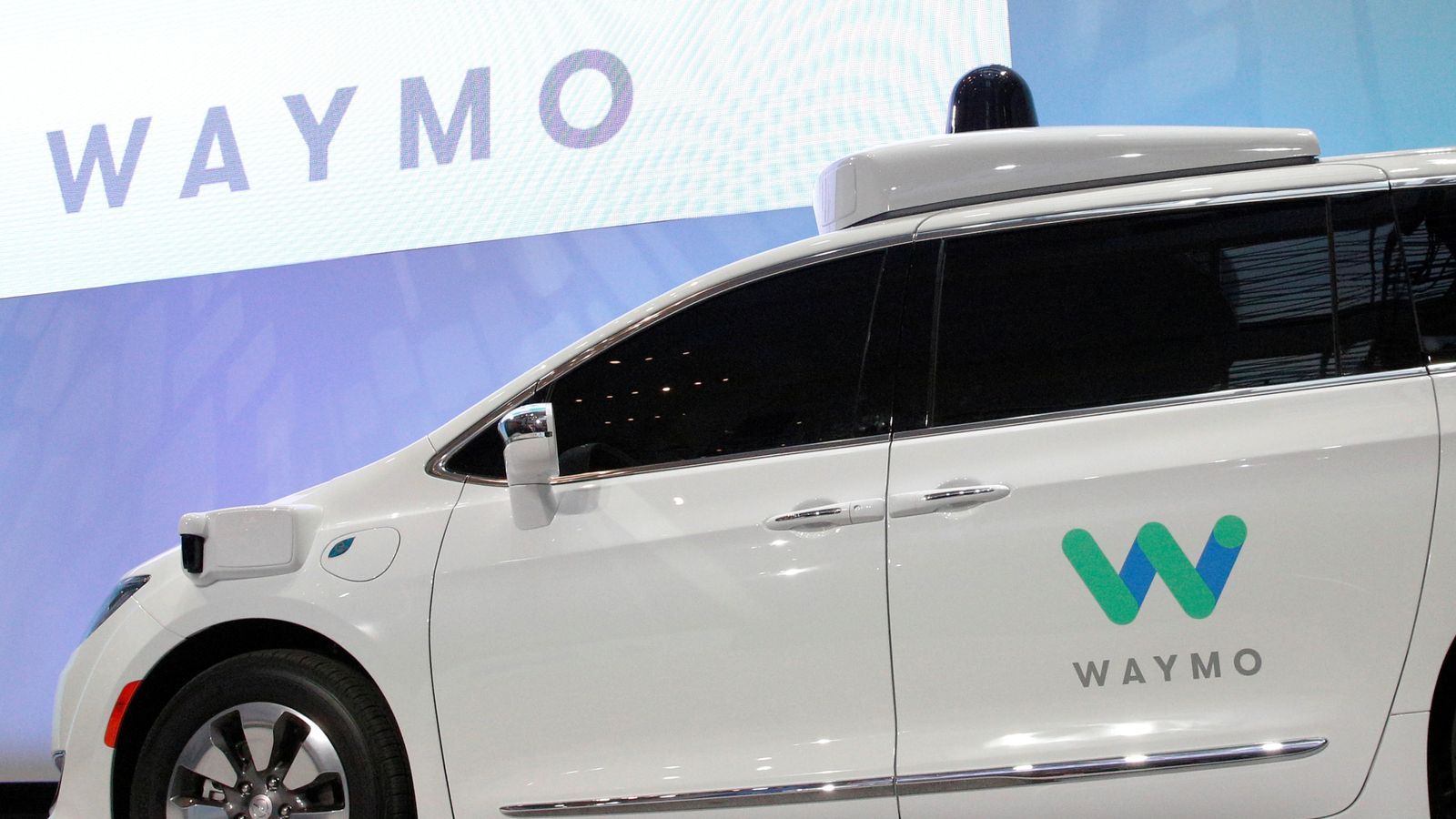 Uber sued by Waymo over self-driving technology 'theft'