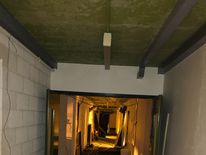 Inside the bunker at RGHQ Chilmark