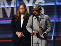 Chance The Rapper made Grammy history winning best rap album for his streaming work