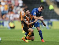 But keeping Leicester at that level would prove Ranieri's greatest challenge. On the opening day of this season the Foxes lost to newly-promoted Hull City
