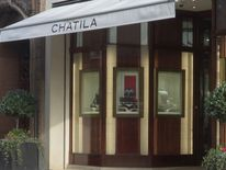 Chatila jewellers in Old Bond Street, Mayfair, London