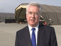 Sir Michael said the decision would be a 'huge relief' to troops
