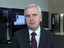 John McDonnell explains his softcoup blog and says there's been a change in spirit since Copeland and the party has come together