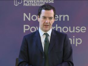 George Osborne promises to improve schools in the North