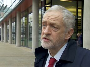 Labour leader Jeremy Corbyn says suggestions he is stepping down are nonsense