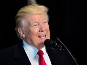 Mr Trump has said states should decide rules over which bathrooms transgender students use