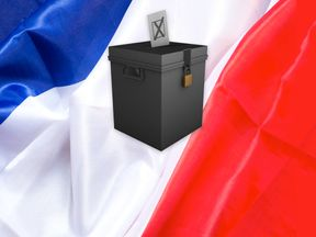 The first round of the presidential election is on 23 April