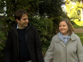 Charles Keidan and Rebecca Steinfeld want a civil partnership