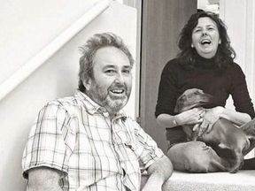 Ian Stweart and Helen Bailey