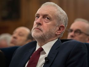 Jeremy Corbyn is under renewed pressure following Labour's loss of the Copeland by-election