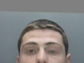 Convicted murderer Shaun Colin Walmsley