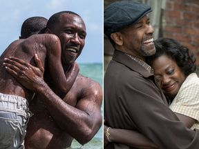Moonlight and Fences are nominated for 12 Oscars together