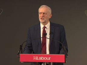 Jeremy Corbyn says he will not stand down despite a humiliating by-election defeat