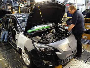Vauxhall employs 4,500 workers at plants in Luton and Ellesmere Port