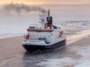 Polarstern. Pic: AWI.de