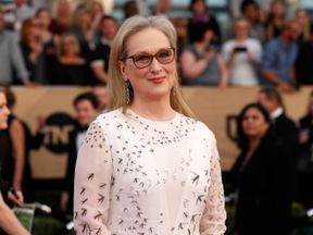 Streep wants an apology from Karl Lagerfeld for his 'defamatory' remarks